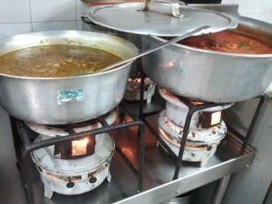 בישול על פתיליה
